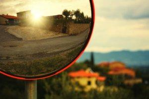 acheter panneau miroir routier