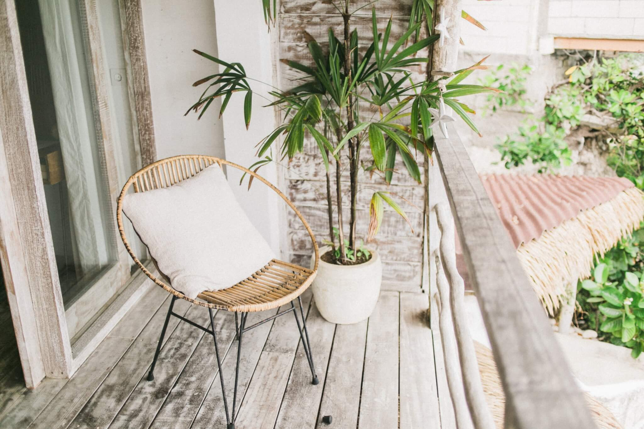 Aménager une terrasse en bius