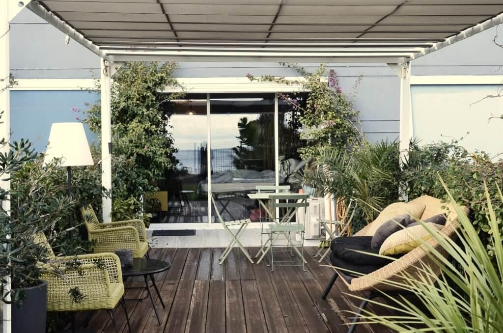 couverture terrasse